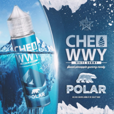 Chewwy POLAR White Gummy