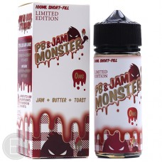 Jam Monster Peanut Butter and Strawberry