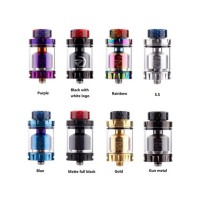 Rebirth RTA Hell Vapes and Mike Vapes Colab